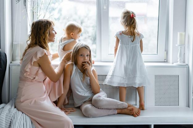 Защита детей от игр с окном