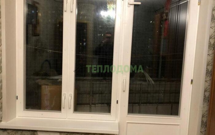 Установка балконного блока по финской технологии